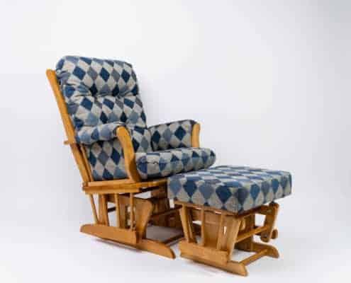 Dutailier Ruhegleitern Sessel. Verkauf hochwertiger Inzahlungnahmen.