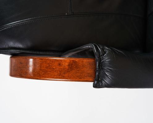 Dutailier Ruhegleiter Paris gebraucht schwarz